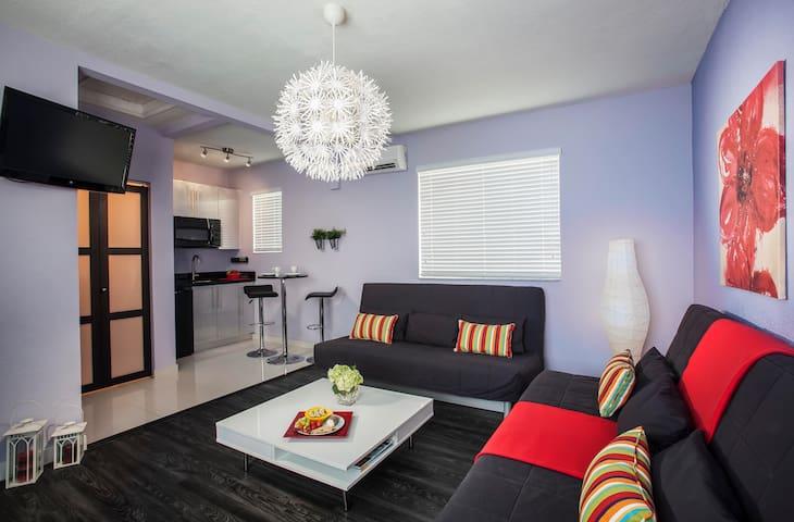 Miami Beach 1BR Modern Villa - Miami Beach - Villa