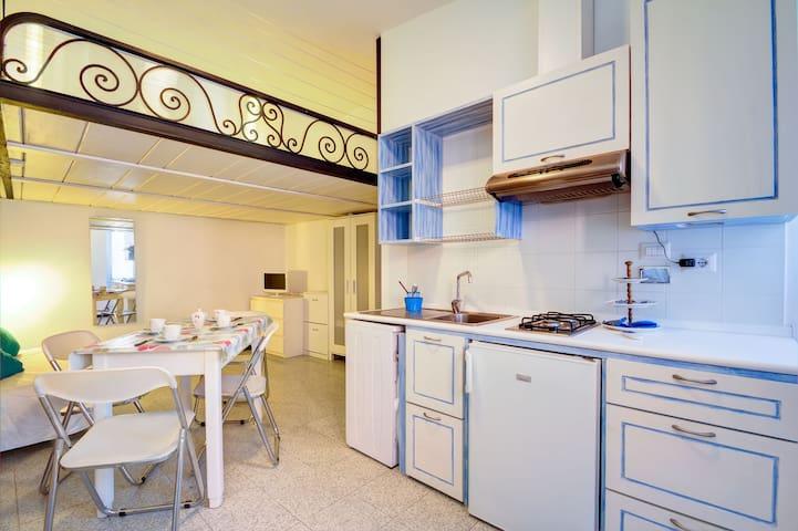 Studio Imperia - Borgo Marina - Imperia - Lägenhet