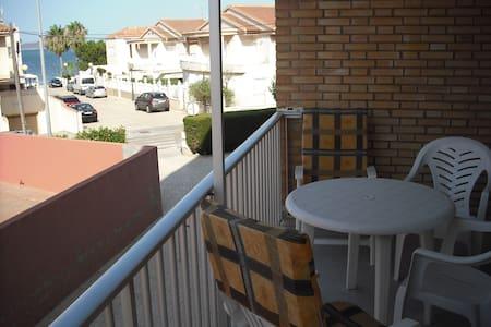 Apart playa Los Urrutias 2 hab - Los Urrutias - Apartament