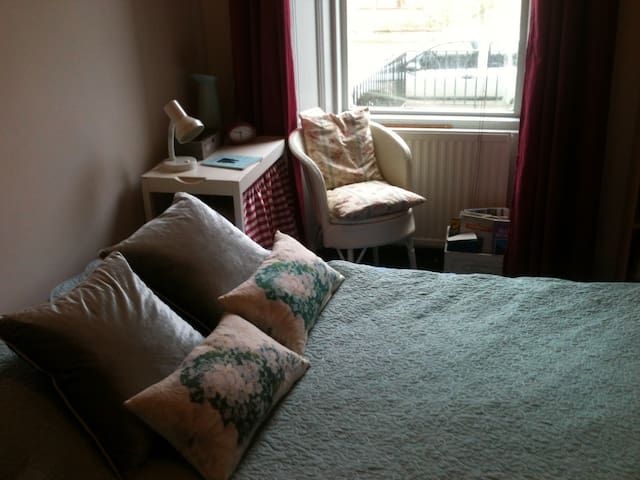 Room in flat close to city centre - Glasgow - Flat
