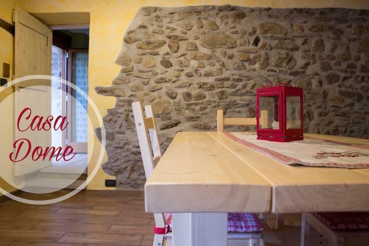 Casa Dome - tipica casetta di campagna