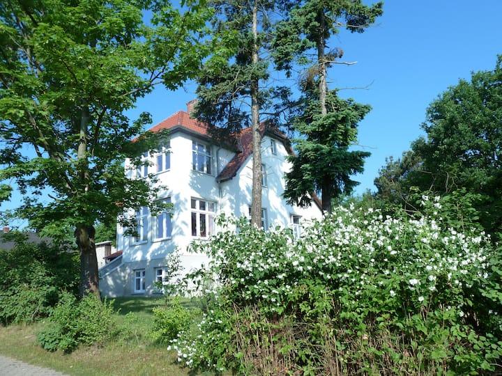 Gartenwohnung im Haus zum Alten Stadtförster