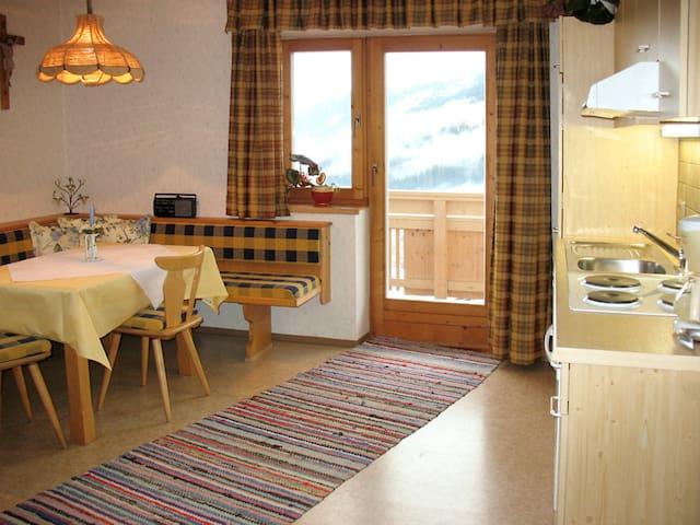 Apartment Haus Christof in Wildschönau - Wildschönau - Appartement