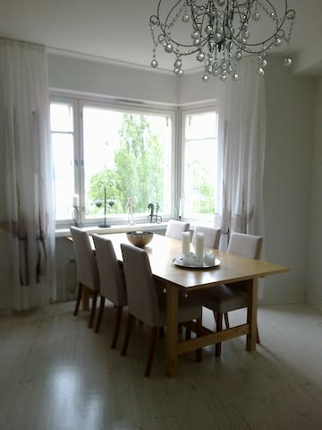 Spacious apartment with huge view! - Savonlinna - Apartment