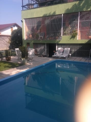 Suite Beautiful House for World Cup - Porto Alegre - House