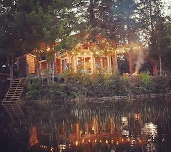 Magical Cottage on the Lake