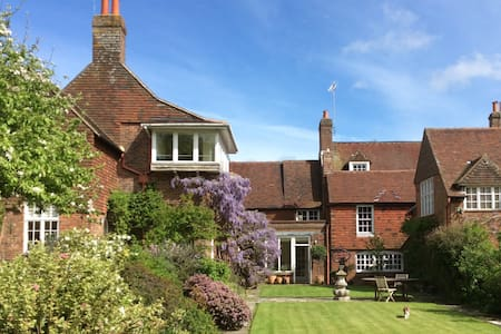Lovely flat in historical building - Ditchling - Pis
