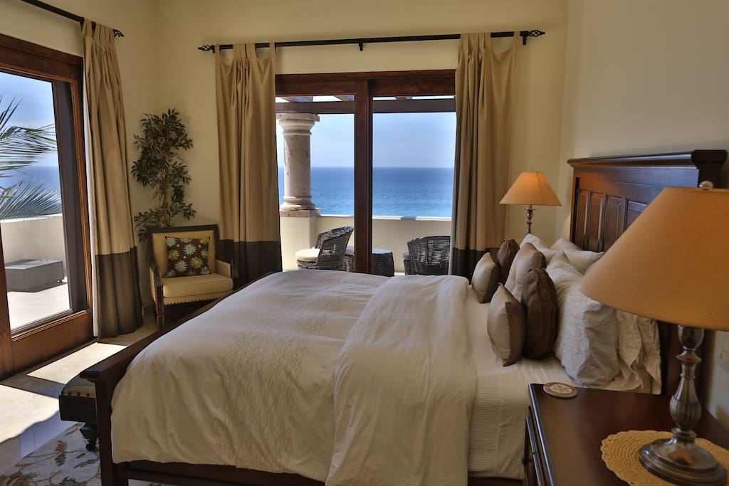 Beautiful 2bd oceanview ph c301 apartments for rent in san jos del cabo baja california sur Master bedroom for rent in san jose