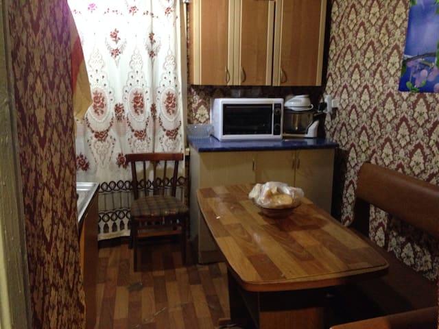 Квартира в тур. городе Мышкин - Мышкин - Apartment