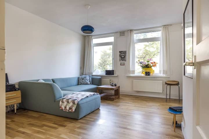 Sunny Apartment in West Amsterdam