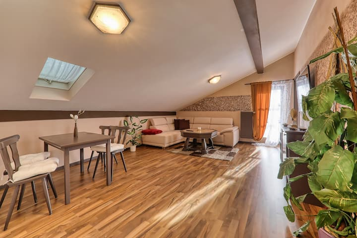 """""""Suite of Lord"""" Bayerwald-Apartments"""