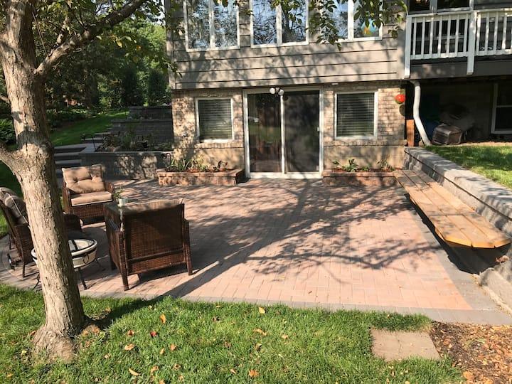 Garden Retreat with Outdoor Space