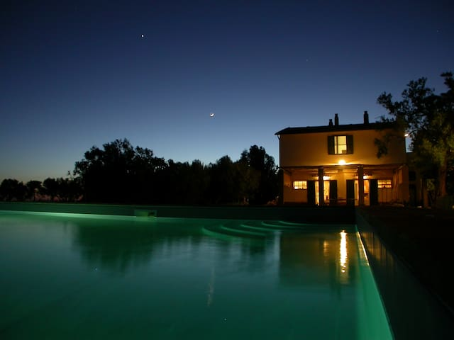 house in the middle of the country - Tuscania - Byt