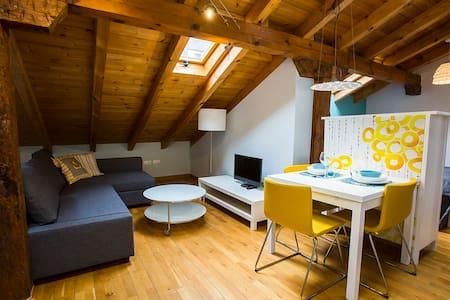 Charming loft - Valladolid