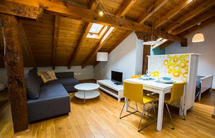 Charming loft