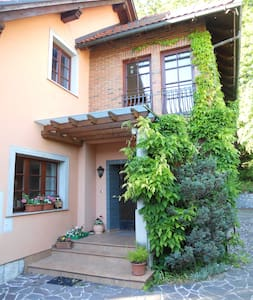 Charming old-fashioned garden villa - Medvode near Ljubljana - วิลล่า