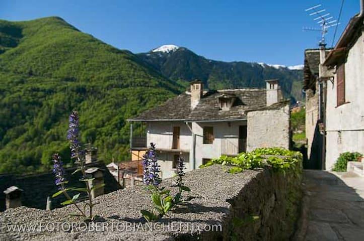 La Casa a Cresti - Montescheno