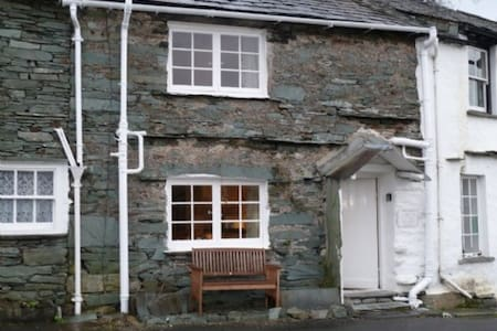 BANK VIEW COTTAGE, Chapel Stile, Langdale - Casa