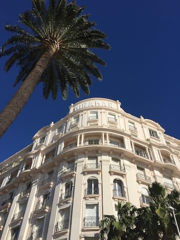 luxueux T2 Palais Miramar Croisette et Palais - Cannes - Huoneisto