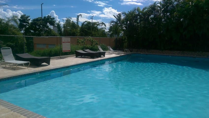 BEAUTIFUL FLAT 12 MINS AWAY FROM OLD SAN JUAN - Guaynabo