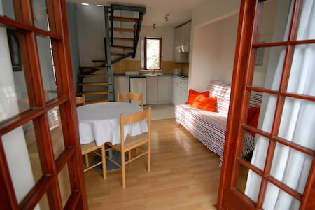 6:: Two level, 1 bedroom apartment - Petrovac