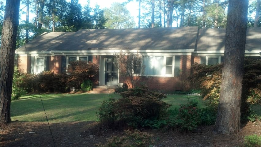 Master Bedroom w/ house access - Southern Pines