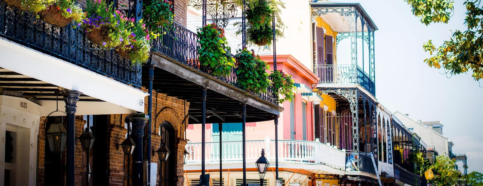 Holiday rentals in French Quarter, New Orleans