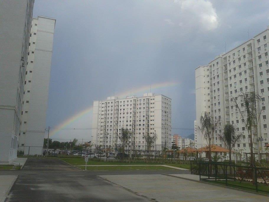 Primeiro arco íris