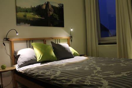 Green Apple Room - wunderschönes Zimmer mit Balkon - Wennigsen (Deister)