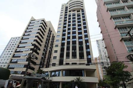FLAT MOEMA COMPLETO A 4KM AEROPORTO - São Paulo