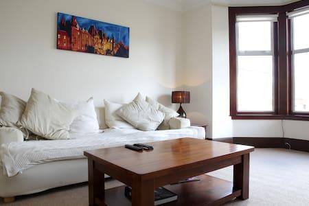 Central room in Falkirk - A - Lägenhet