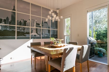 Charming New York Townhouse - Hawthorn East - Townhouse