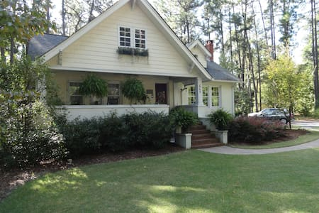 Catalog Cottage - Southern Pines - Haus