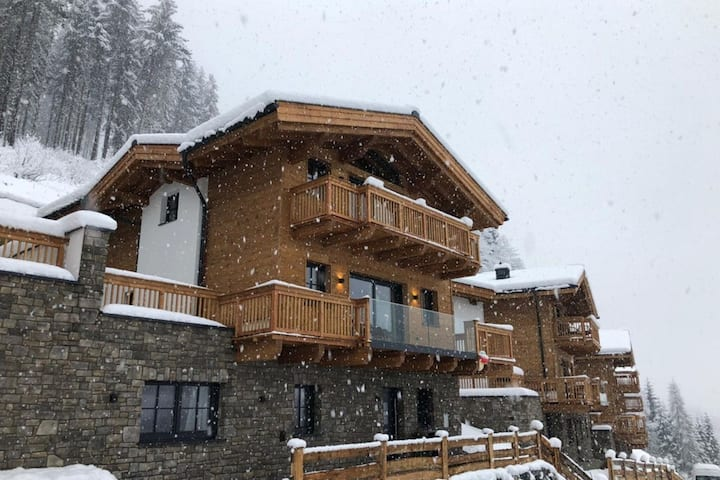 Modern Chalet in Mühlbach am Hochkönig near Ski Area