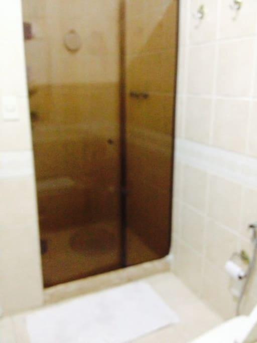 Blindex para banho