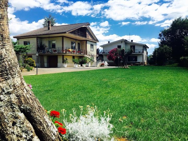 Villa indipendente arredata Alvito