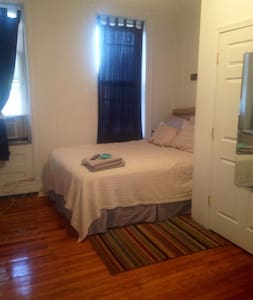 Hoboken Apt / LARGE Room / near NYC