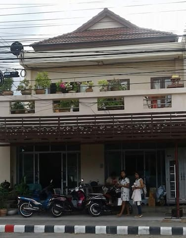 Ammara Guest House & Home Stay , Khanom,Thailand - Nakhon Si Thammarat - Gjestehus