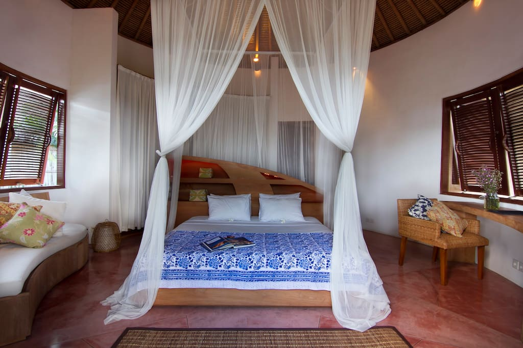 Bedroom-Villa Ba Jabula