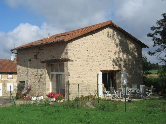 Gîte La Bécassière - Saint-Auvent - Dům
