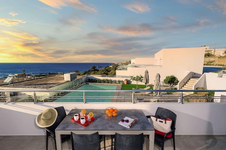 Sunset Elafonisi Sea View Apartm. - Ground Floor