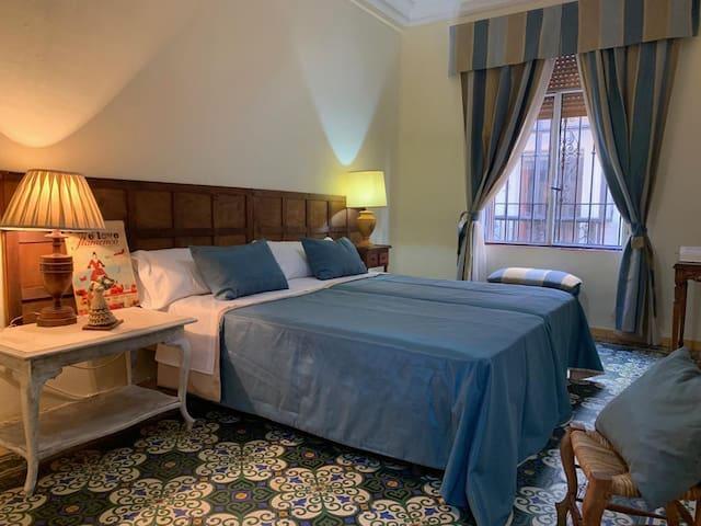 habitacion M-1 casa señorial en Santa Catalina