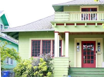 Arts District Historic Bungalow