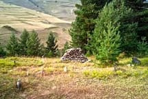 DIKLO-beautiful scenery,area and a place where the apartment is located