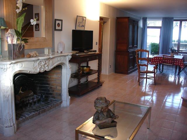 Maison 3*+Charleville Sedan  Ardennes Belgique