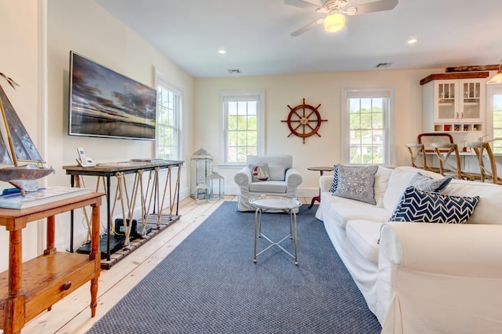 The Perfect North Fork Pied-A-Terre
