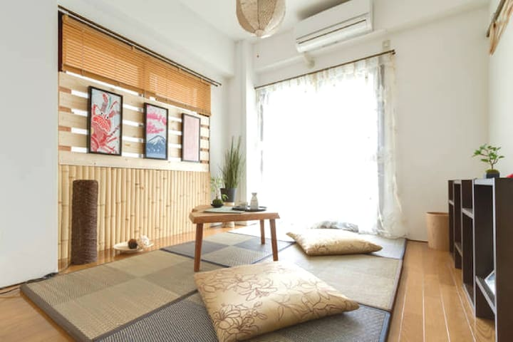 NEW OPEN 2 bedroom 4mins walk to Shin-Osaka sta. - Higashiyodogawa-ku, Ōsaka-shi - Apartament