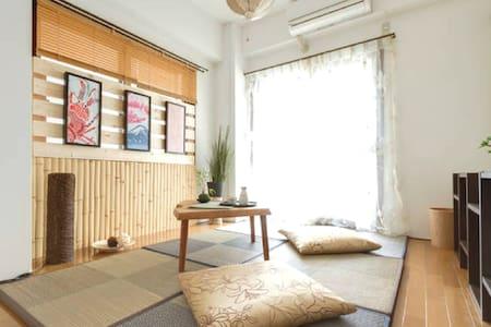 NEW OPEN 2 bedroom 4mins walk to Shin-Osaka sta. - Higashiyodogawa-ku, Ōsaka-shi - Lägenhet