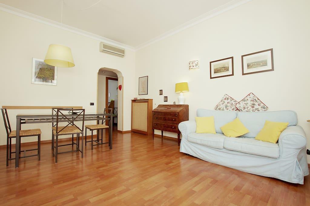 Fabulous Trastevere Apartment