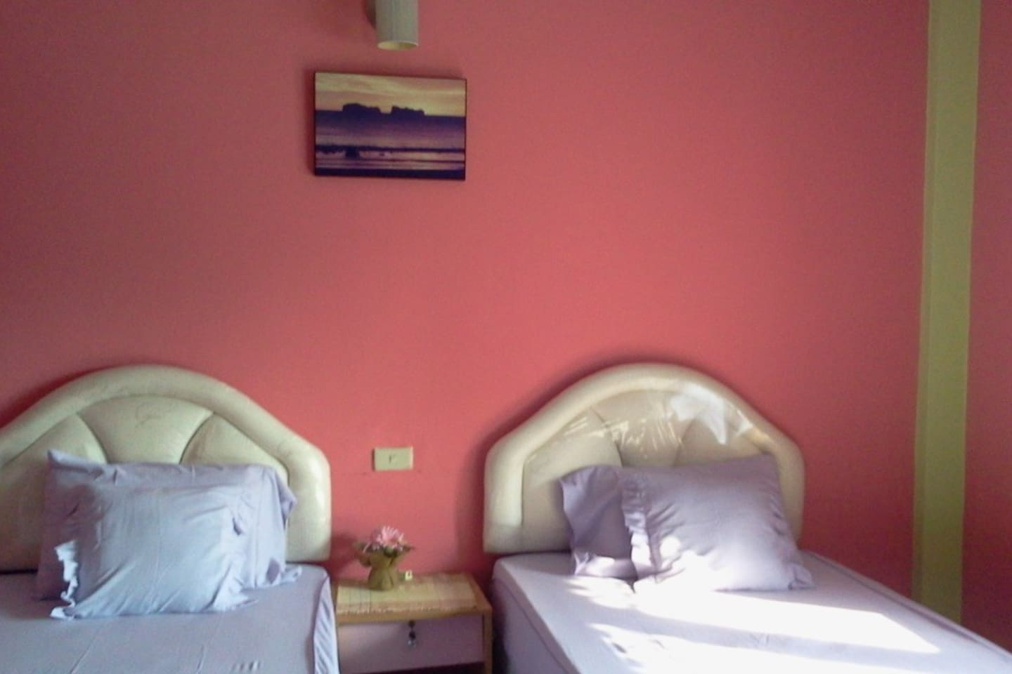 All rooms are fully equipped with TV, fridge, Hot water shower & Airconditioner